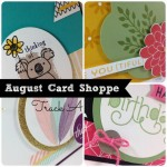 August Shoppe Track A Ad