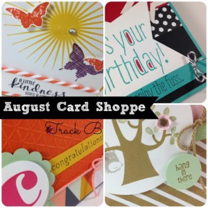 August Shoppe Track B Ad