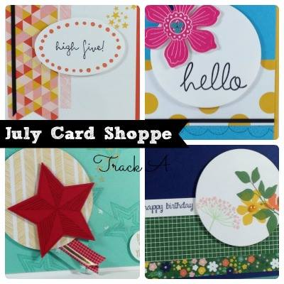 July Shoppe Track A Ad