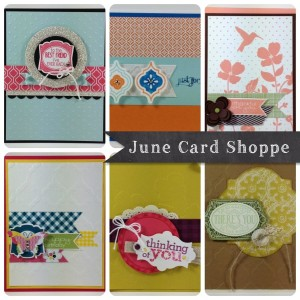June 2013 Card Shoppe Ad