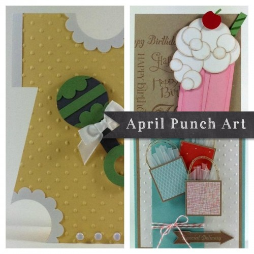 April Punch ad