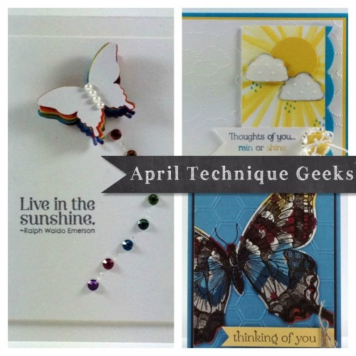 April Technqiue Geeks pic