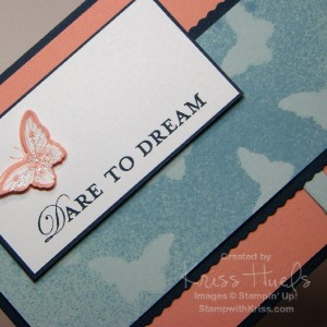 Dare to Dream closeup