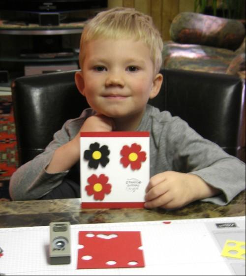 Landon card