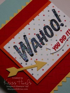 Wahoo closeup