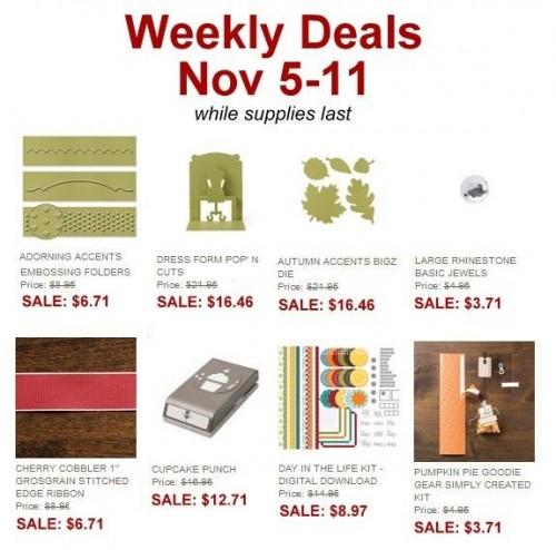 Weekly Deals 11_5