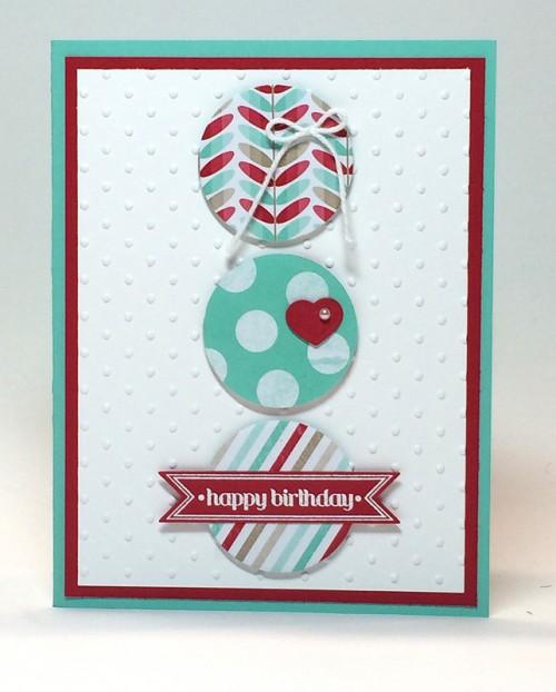 Julie's Birthday Card
