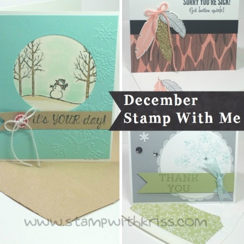 December Stamp With Me Ad