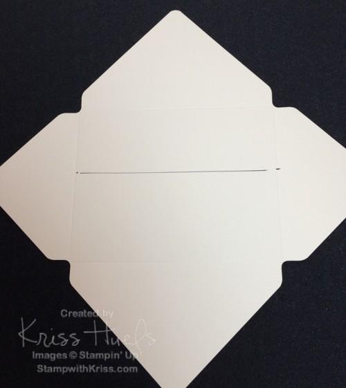 measuring envelope for liner