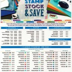 Click HERE to view the flyer for what's available during Stamp Stock and Save!