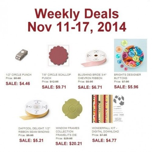 Weeky Deals