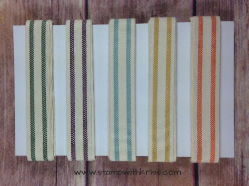 share striped IC ribbon C