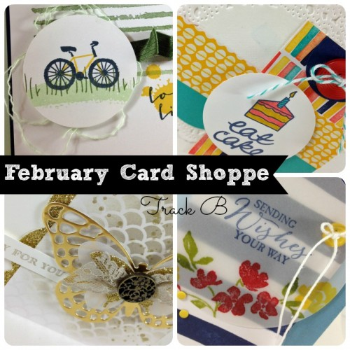 February Card Shoppe Track B Ad
