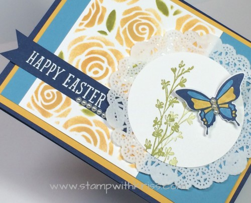 Easter natures perfection navy closeup