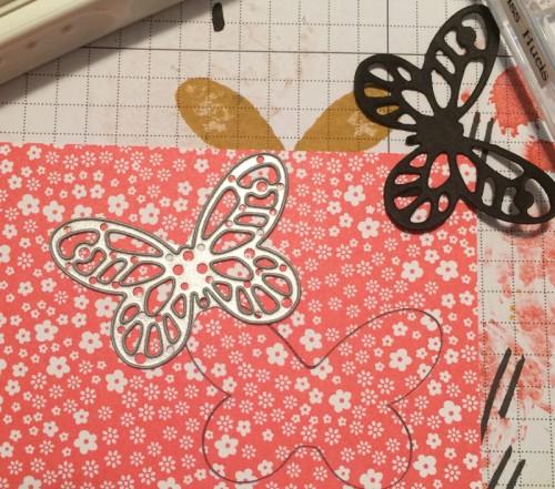 Bold Butterflies Framelits