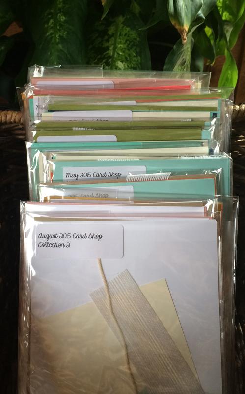 card shop past kits