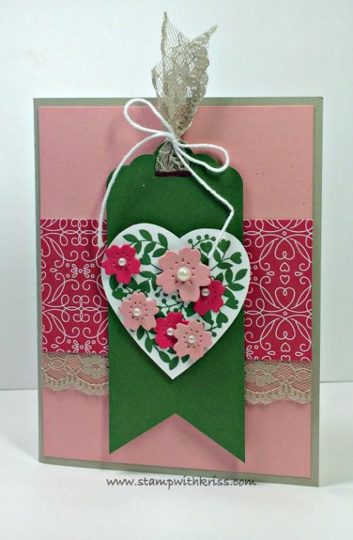 Bloomin Love Valentine
