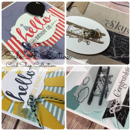 Sale A Bration Card Shop Collection Ad