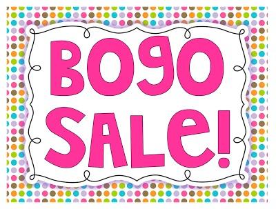 BOGO Sale